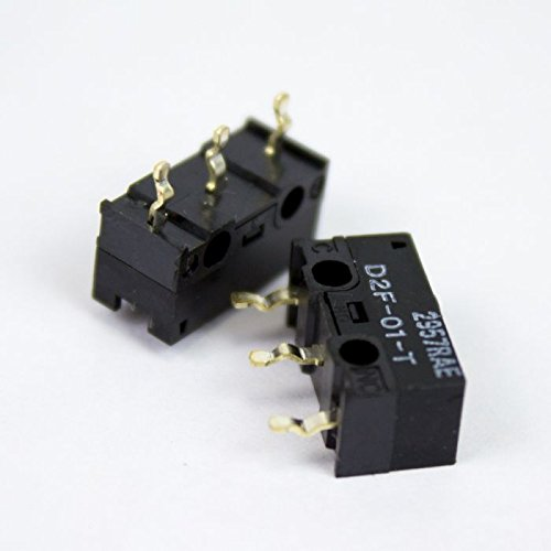 Genuine E3D Endstop Microswitch - Plunger - Omron (E-ENDSTOP-Plunger) (Micro Plunger)