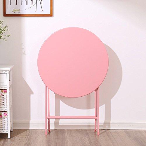 Amazon.com: Mesa plegable Chunan con dos sillas plegables al ...