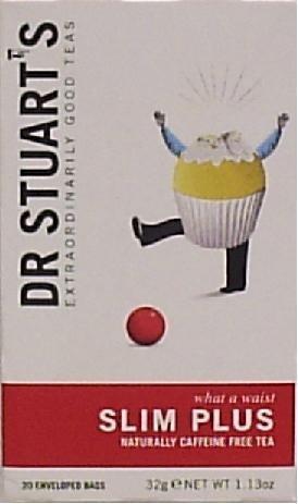 (Dr. Stuart's Herbal Teas Slim Plus -- 15 Tea Bags Each / Pack of 2)
