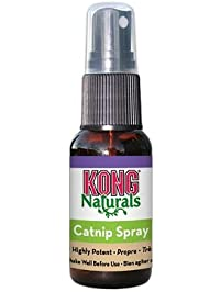 KONG Naturals Catnip Spray for Cats, 1-Fluid Ounces
