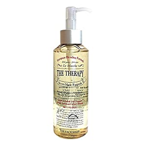 [The Face Shop] The Therapy Serum In Oil Cleanser 225ml