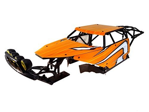 King Motor Class 1 HD Plastic Roll Cage  - Baja Truck Body Shopping Results