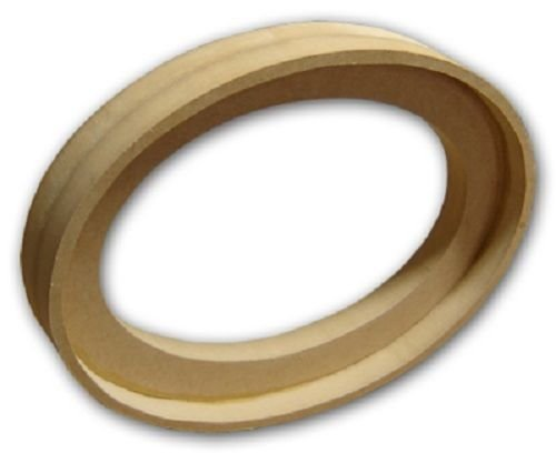 "Amazon.Com: 6""X9"" Flush Mount Best Quality Mdf Speaker Rings (2"