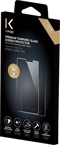 Protection d'écran en verre trempé pour Nokia Lumia 925, Transparent