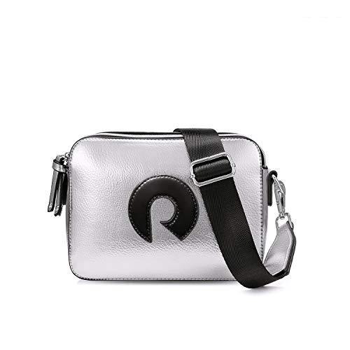 Realer Crossbody Bags for Women Small Shoulder Bags Side Purse Camera Bag (Metallic Bag Vintage Shoulder)