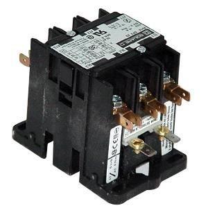 Hartland HCC3XT04CJ 3-Pole Contactor 50 Amp 120 Volt ()