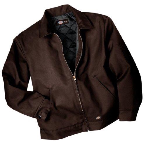 UPC 607645639482, Dickies Men's Big-Tall Lined Eisenhower Jacket, Dark Brown, XXXXX-Large