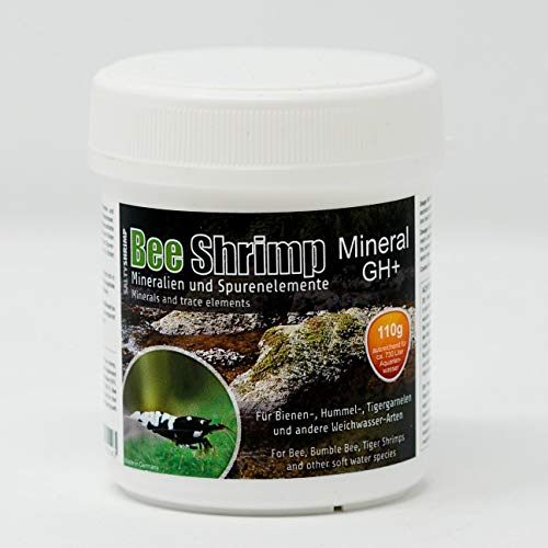 SaltyShrimp Bee Shrimp Mineral GH+ -