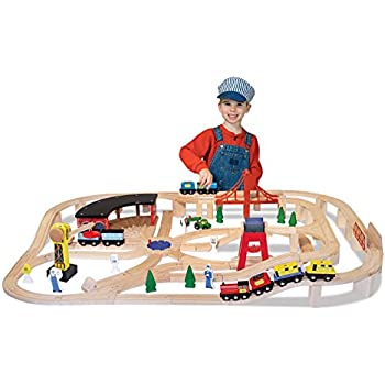 Amazon Imaginarium Avalanche Mountain Train Set Toys Games