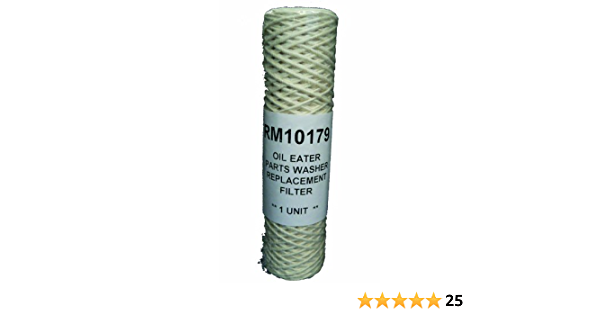 Oil Eater AOPW10179 Parts Washer Replacement Filter