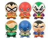 Best DC Comics Kids Stuffs - DC Comics Buildable Capsule Figures (6 Piece Set) Review