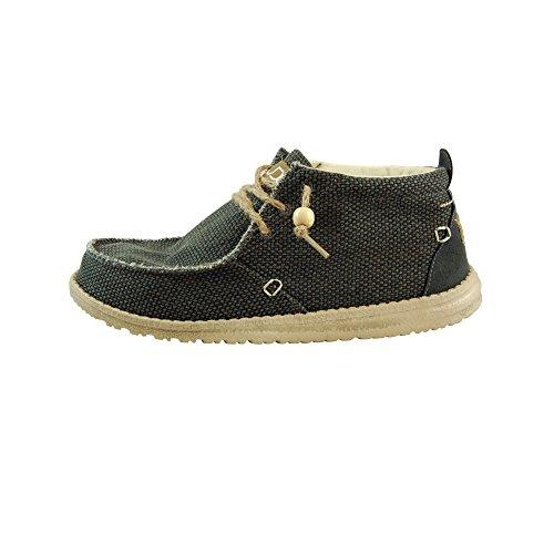 Shoes Shoes Scarpa EU48 Chukka Nero UK14 Dude Naturale Naturale Naturale Conrad Uomo dnPZwqA
