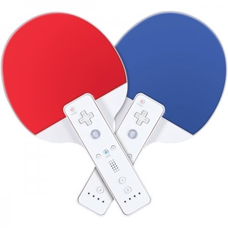 Wii Twin Pack Table Tennis