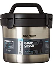 Stanley Classic Legendary Vacuum Insulated Food Jar 17oz, 24oz – Stainless Steel, Naturally BPA-Free Container – Keeps Food/Liquid Hot or Cold for 15 Hours – Leak Resistant, Easy Clean