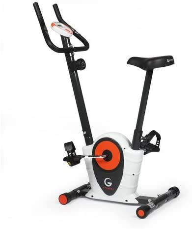 Bicicleta estática G-Fitness B2: Amazon.es: Deportes y aire libre