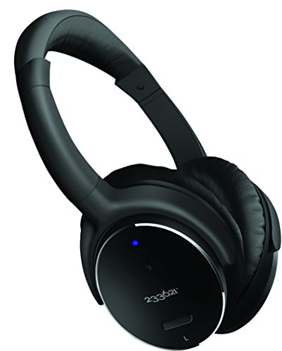 233621 H501 Active Noise Cancelling Stereo Headphones
