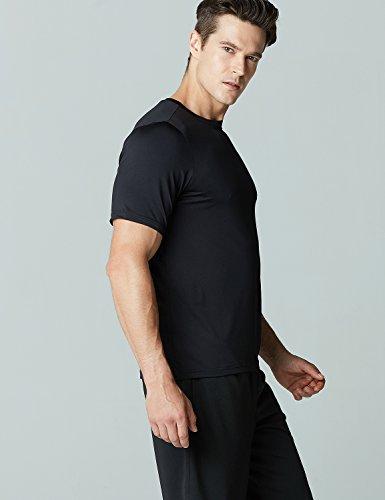 Tesla Men & Women's HyperDri Short Sleeve T Shirt Athletic Cool Running Top MTS Series