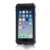 Merit iPhone8 Plus ケース iPhone7 Plus ケース 防水ケース ワイヤレス充電 防塵 耐衝撃 IP68 アイフォン8 プラス / 7 プラスケース 防水カバ (7Plus&8Plus-黒)
