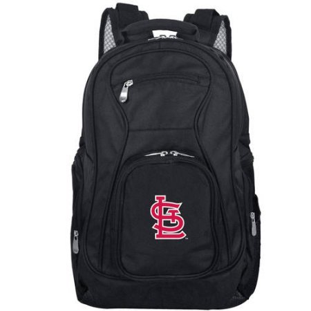 Price comparison product image Mojo Licensing Premium Laptop Backpack,  St Louis Cardinals