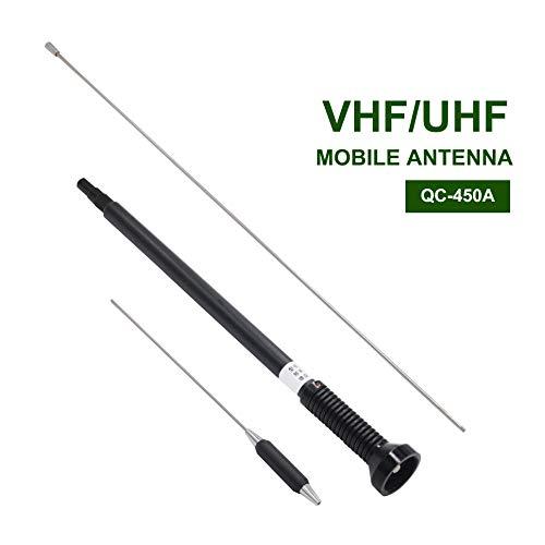 Mobile Antenna NMO EasyTalk QC-450A UHF 450MHz for BaoFeng QYT TYT Kenwood Car Radio Walkie Talkie