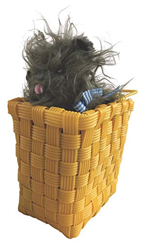 Rubies Wizard of Oz Toto Plush in The Basket, 75th Anniversary Edition]()
