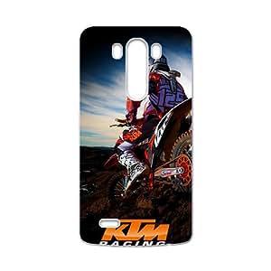 JIANADA Motocross Phone Case for LG G3 Case