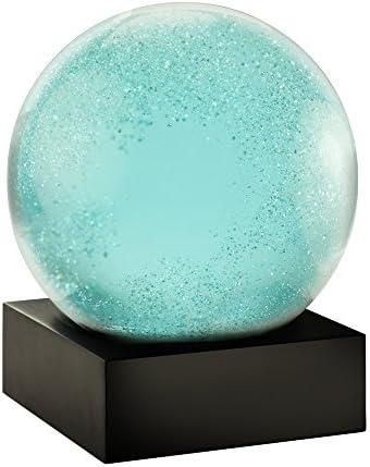 CoolSnowGlobes Moonlight Cool Snow Globe