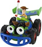 Toy Story Pull and Go Woody and RC Vehicle