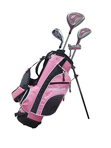 Junior Golf Club Set for Ages 3 to 5 Left Hand – Height 3ft to 3 8 Inches