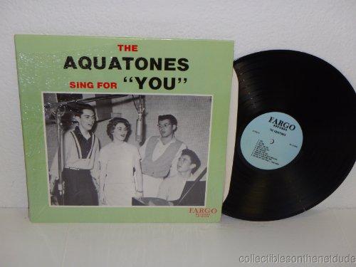 The Aquatones Sing for