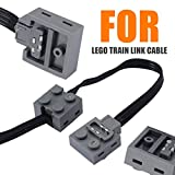 Yolopay - Technic Power Function 8870 LED Light Link Line Cable For Lego Train Vehicle Connecting Line Cable Connect Tools