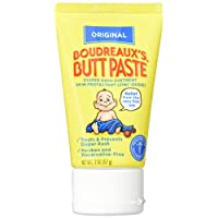 Boudreaux's Butt Paste Diaper Rash Ointment, Original, 2 Ounce