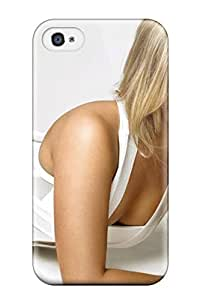 Fashion Protective Magnificence Hayden Panettiere Celebrity Case Cover For Iphone 4/4s