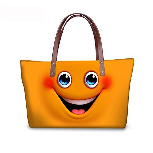 Women Print Fruit FancyPrint Tote Bages C8wc0143al Handbags Casual SITaxqn