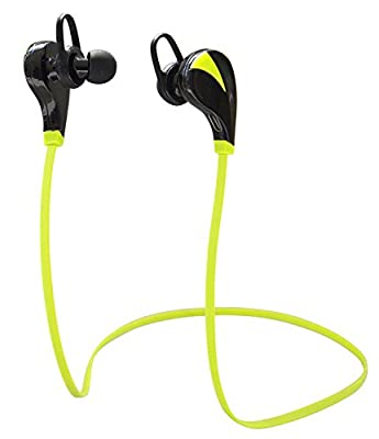 PECHAM Kinetic Wireless Bluetooth Headphones Noise Cancelling Headphones w/ Microphone [ Sports / Running / Gym / Exercise/ Sweatproof] Wireless Earphones for iPhone and Android by PECHAM
