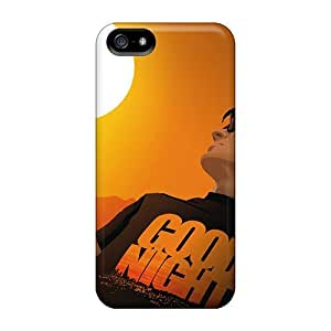 High Quality Good Night Case For Iphone 5/5s / Perfect Case