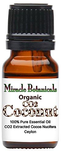 Coconut Essential Oil - 100% Pure Cocos Nucifera - Therapeutic Grade
