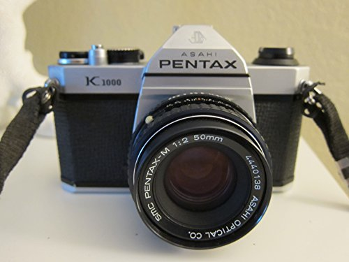 Pentax K1000 Camera with 50mm (f/2.0) Lens (Slr Digital Pentax Cameras)