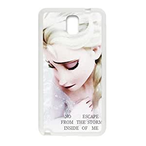 Frozen lovely girl Cell Phone Case for Samsung Galaxy Note3