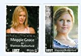 Shannon Rutherford Lost Archives trading card 2010 Rittenhouse #57 Maggie Grace