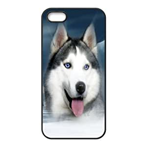 For SamSung Galaxy S5 Phone Case Cover Sled Dogs Hard Shell Back Black For SamSung Galaxy S5 Phone Case Cover 315854