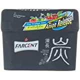 Farcent Charcoal Deodorizer Air Purifying for Refrigerator 150g. by jawnoy