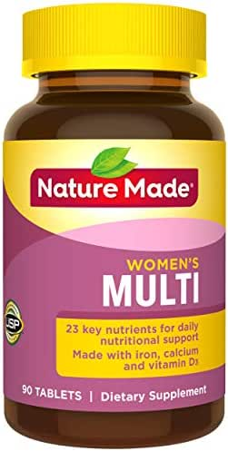 Multivitamins: Nature Made Multi For Her
