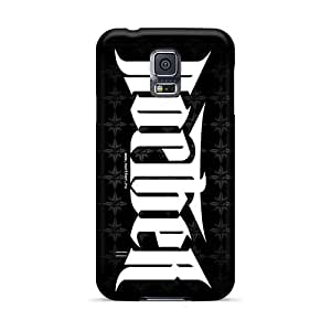 Samsung Galaxy S5 Czi8563lzyZ Customized High-definition Norther Band Pattern Shock-Absorbing Hard Phone Case -InesWeldon