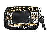 FOCO Pittsburgh Steelers Printed Canvas Wordmark Id Case