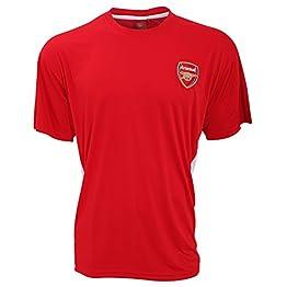 Arsenal FC - T-Shirt de Sport Officiel - Homme