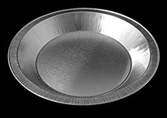 Amazon.com Handi-Foil 9  Smooth-Wall Aluminum Pie Pan Plate Tin -Heavy Duty (Pack of 25) Industrial u0026 Scientific & Amazon.com: Handi-Foil 9