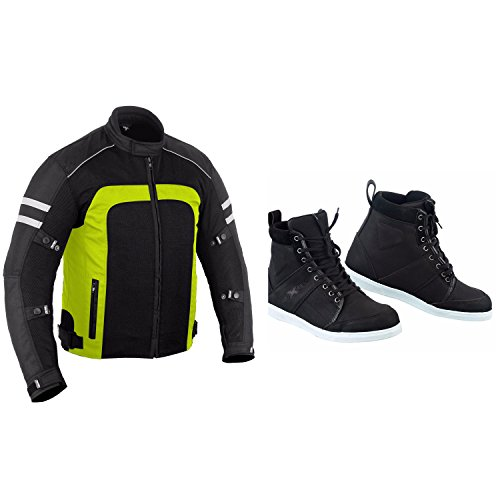 Biker Rider Motorbike Summer Jacket Motorcycle Jackets High Quality With...