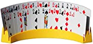 """Twin Tier Premier Playing Card Holder (Set of 2) - Holds Up to 32 Playing Cards Easily - 12 1/2"""" x 4 1/2&"""