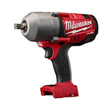 """Milwaukee 2762-20 M18 FUEL™ 1/2"""" High Torque Impact Wrench with Pin Detent - Tool Only"""